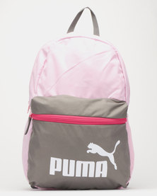 Puma Sportstyle Core Phase Backpack Pink