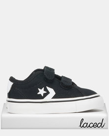 Converse Star Replay 2V Sneakers Black