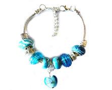 Urban Charm Gemmabella Charm Bracelet - Grecian Goddess