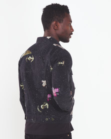 Star Wars x Levi's® Trucker Jacket Black