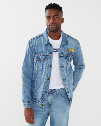 Star Wars x Levi's Trucker Jacket