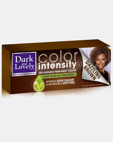 Dark & Lovely Color Intensity Dazzling Brown