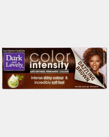 Dark & Lovely Color Intensity Chocolate Brown