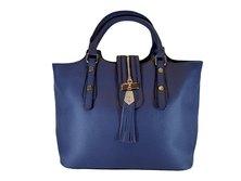 Zesty Everyday style Handbag Blue