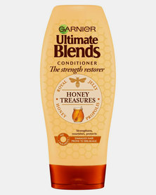 Garnier Ultimate Blends Strength Restorer Honey Treasures Conditioner 400ml
