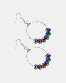 Casa di Cincanra - Rainbow Statement Earrings