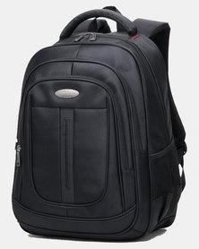 Charmza Rapide Laptop Bag - Black