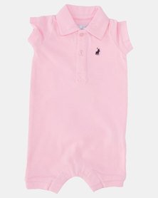 Polo Infants Alex Babygrower Pink