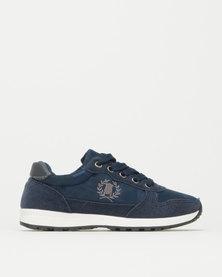 AWOL Boys Lo Sneakers Navy