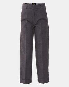 Schoolwear SA Boys School School Trousers Grey