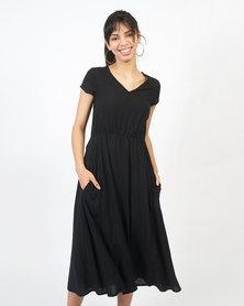 non-european® Casual Dress Black