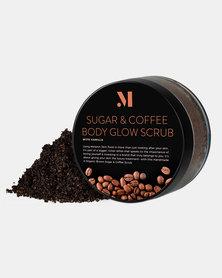 Melanin Skin Food -Coffee Scrub with Vanilla for Soft Skin- 150gr