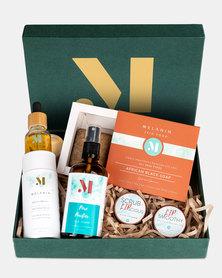 Melanin Skin Food -Complete Skin Transformation Set for all Skin Types