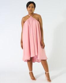 Bela Moca Boutique Adelle Dress Pink