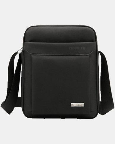 Charmza Sling Bag - Black (CZ-9402)