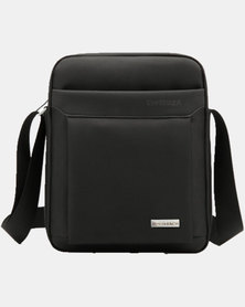 Charmza Sling Bag - Black (CZ-9402)