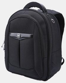 Charmza Laptop Bag - Black (CZ-9417)
