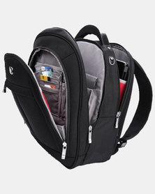 Charmza Laptop Bag - Black (CZ-9419)
