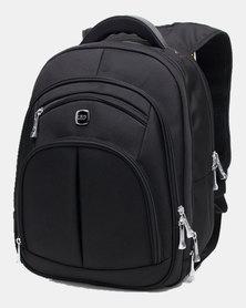 Charmza Laptop Bag - Black (CZ-9423)