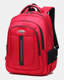 Charmza Rapide Laptop Bag - Red