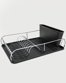 Lush Living Kitchen Drying Rack Black
