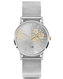 Tick & Ogle Ladies Watch Steel Bracelet The Countess