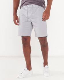 Lizzard Kace Mens Walkshorts Grey