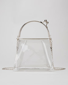 Utopia Square Bag Clear