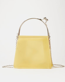 Utopia Square Bag Yellow
