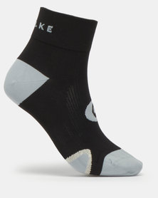 Falke Coollayr Low Cut Unisex Grey & Black