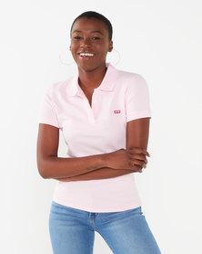 Levi's ®  Slim Polo Shirt Pink