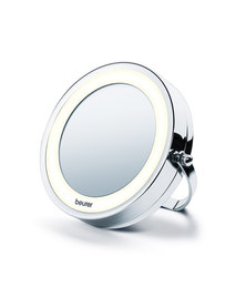 Beurer Illuminated 2-in-1 Mounted & Standing Cosmetics Mirror BS 59