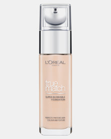 L'Oreal Paris Makeup True Match Liquid Foundation Rose Vanilla 2R2C2K