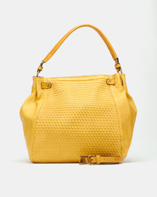 Queue Slouchy Bag Yellow