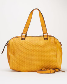 Queue Bowling Bag Yellow