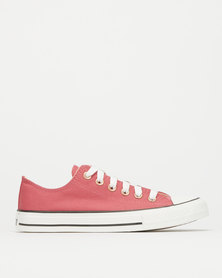 Soviet Viper Flash Sneakers Dried Rose