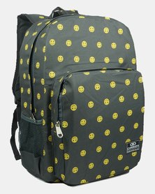 Emoji School Bag 20 Liter - Grey
