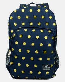 Emoji School Bag 20 Liter - Navy