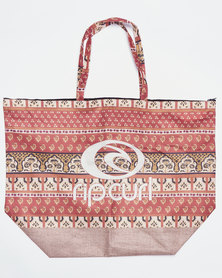 Rip Curl Saffron Skies Beach Bag Multi