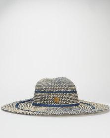 Rip Curl Asha Boho Hat Blue