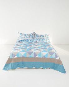 Big Girl Bedding Aquamarine Blue