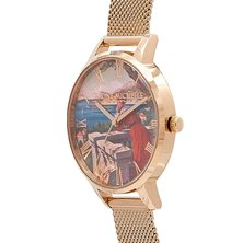 Simone Michelle Watches, Alchemy, Rose Gold