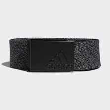 HEATHERED WEB BELT
