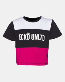 ECKÓ Unltd Girls Cropped Top Multi