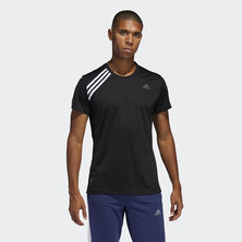 RUN IT 3-STRIPES TEE