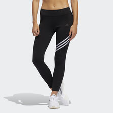 RUN IT 3-STRIPES 7/8 TIGHTS