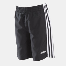 ESSENTIALS 3STIPES WV SHORTS