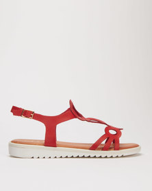 SOA Zali Flats Red