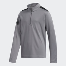 3-STRIPES HALF-ZIP PULLOVER