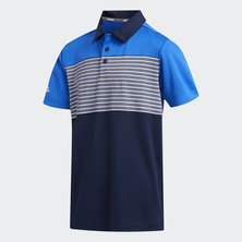 ENGINEERED STRIPE POLO SHIRT